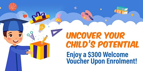 Visit Alphabet Playhouse @ Somerset & Receive $300 Welcome Voucher tickets