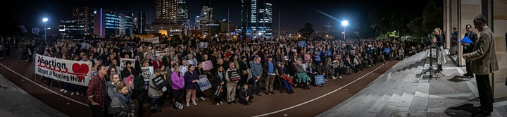 Rally For Life Perth 2021 image