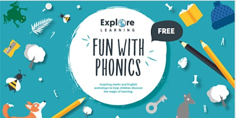 Explore Learning Fun with Phonics - with Cardiff Hwb Libraries tickets