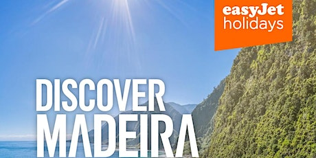 Discover Madeira with easyJet holidays tickets