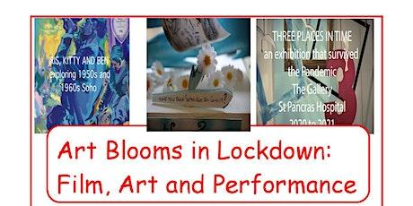Art Blooms in Lockdown tickets