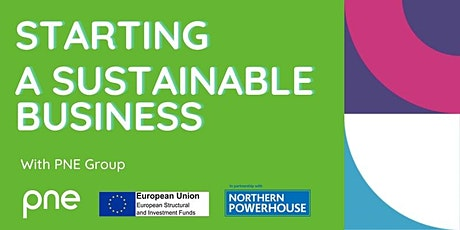 Starting and Growing a Sustainable and Responsible Business tickets