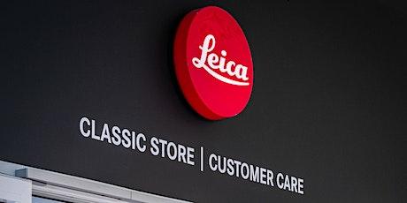 Leica Classic Store Wetzlar - Terminvereinbarung Tickets