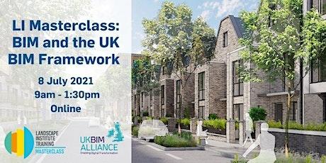 BIM and the UK BIM Framework Masterclass tickets