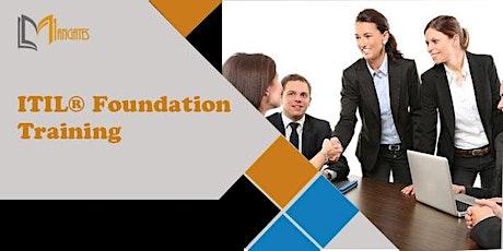 ITIL Foundation 1 Day Training in Tampico boletos