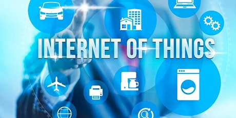 An introduction to Internet-of-Things for non-technical executives (free) tickets