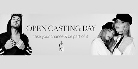 ICM OPEN CASTING DAY tickets