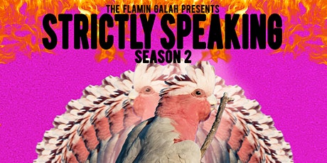Strictly For The Heads presents Strictly Speaking 2 tickets