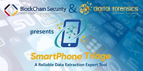 Webinar - Blockchain Security x Digital Forensics Kft. - Smartphone Triage biglietti