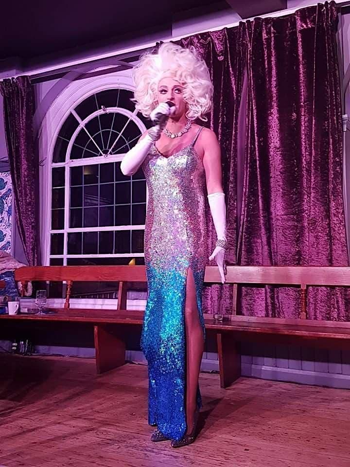 Drag Queen Victoria Sponge's Spankety Spank Quiz & Cabaret Night image