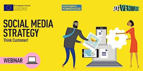 ADVENTURE Workshop -Social Media Strategy - Think Customer! tickets