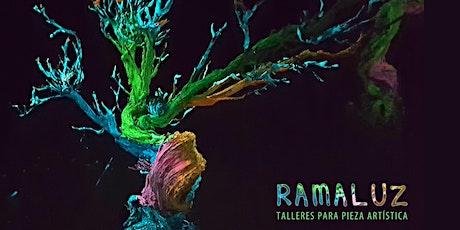 Taller: RAMALUZ. NATURALEZA Y ARTE entradas