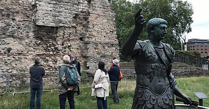 Roman London Walk image