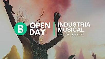Open Day | Industria Musical entradas