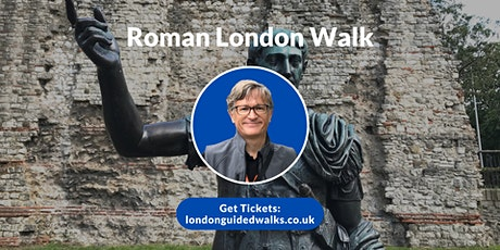 Roman London Walk tickets