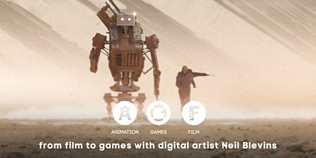Meet The Pros: From Film To Games w/ Digital Artist Neil Blevins tickets