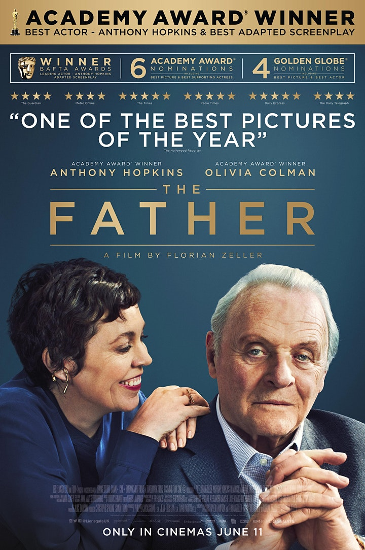 'The Father' - exclusive screening & Q&A with producer David Parfitt image