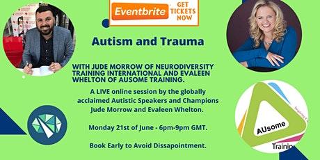 CPD Accredited - Autism and Trauma tickets