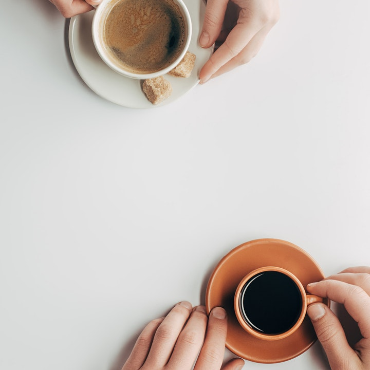 Coffee Morning- Connecting with IWN image
