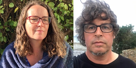 In Conversation: Michael Fortune and Clíona O'Carroll: dlr LexIcon Gallery tickets