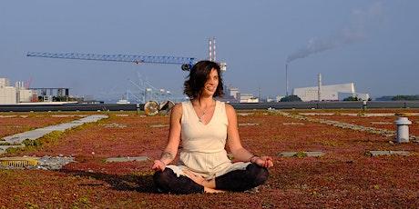 Saturday Morning Yoga & Meditation with Anna - mixed levels tickets