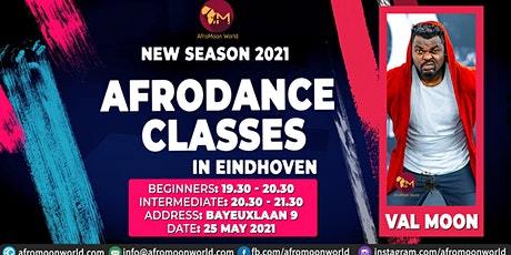 Free Afrodance openday in Eindhoven tickets