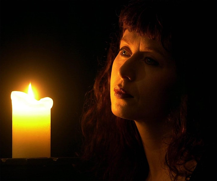 Writing By Candlelight: An Online Creative Writing / Wellbeing Session image