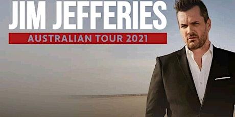 Jim Jefferies At Plenary Melbourne Convention Cent tickets