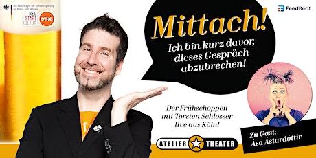 Mittach! Der Frühschoppen mit Torsten Schlosser Tickets