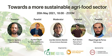 Towards a more sustainable agri-food sector tickets