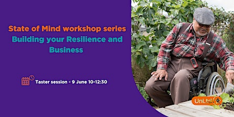 Building your Resilience and Business tickets