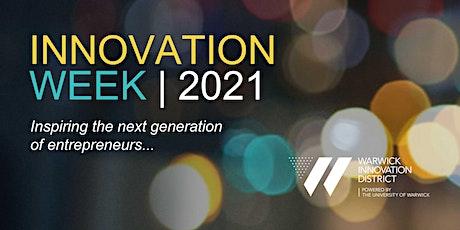 Innovation Week: Warwick i2i tickets