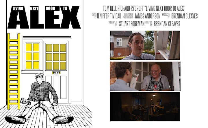 'Living Next Door to Alex' exclusive 24-hour premiere screening event image