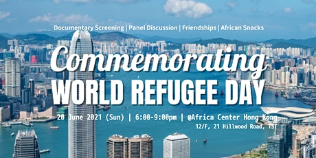 Commemorating World Refugee Day tickets