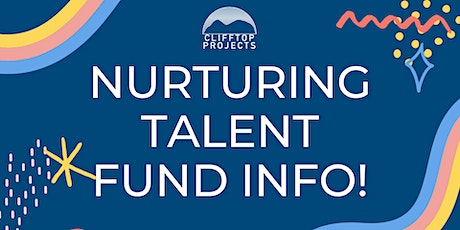 How to write a great application: Nurturing Talent Fund West Dunbartonshire tickets
