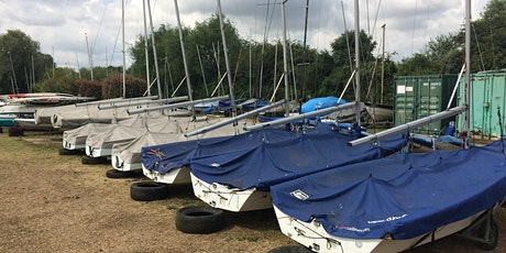 Club Dinghies available to PSC members to book for Summer 2021 sailing. tickets