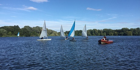 PSC Dinghy Mentoring - for PSC Members tickets