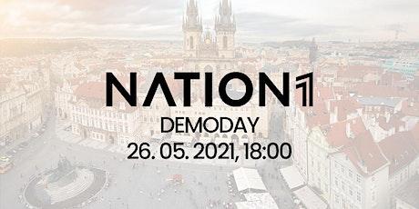 Nation 1 Demoday - Batch 2021 tickets