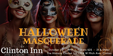 Halloween Masquerade tickets