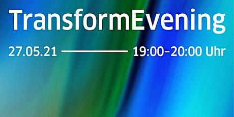 Transform Evening - Talkreihe zu Sexismus & Medien Tickets