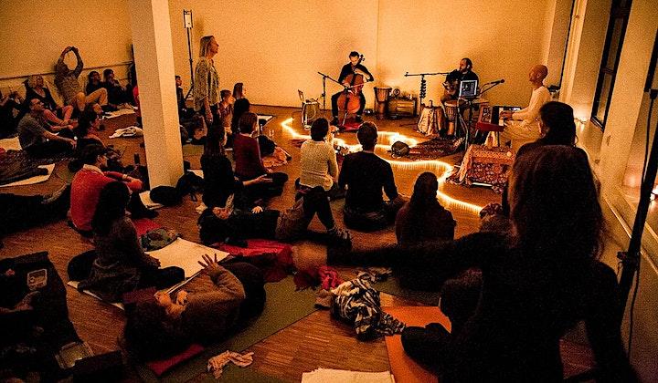 intuitive medicine music concert - Mitsch Kohn & Sascha Alexander Vaymer: Bild