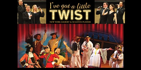 """I've Got a Little Twist"" - Broadway Musical Revue tickets"
