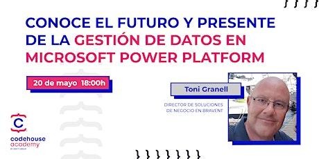 El futuro y presente de la gestión de datos de Microsoft Power Platform entradas