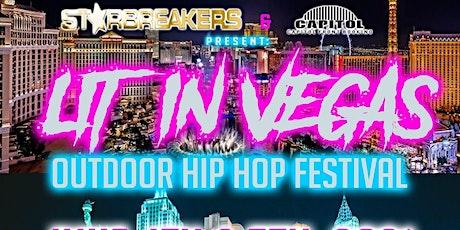 Lit In Vegas music festival tickets