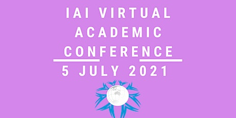 International VIRTUAL Academic Conference  July 5,  2021 tickets