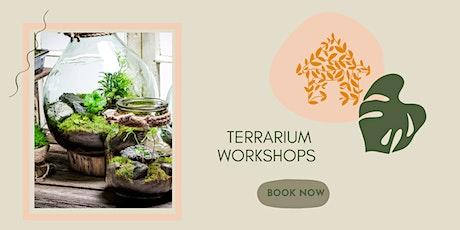 Succulent & Cacti Bowl Workshop tickets