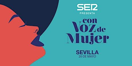 Con Voz de Mujer - Sevilla entradas
