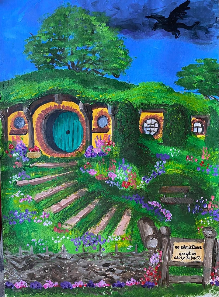 Easely Does It - Bag End- with Maria +14 day recording image