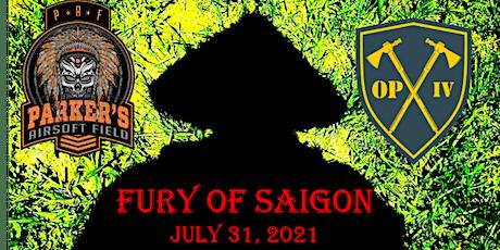 Fury of Saigon tickets