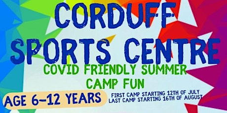Corduff Sports Centre GAA Football Camp for 7-10yrs (12th of July) tickets